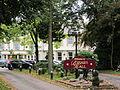 Entrance to Briars Hall Hotel, Lathom.JPG