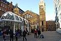 Entrance to Liverpool Street Station, Bishopsgate - geograph.org.uk - 1072661.jpg