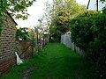 Entrance to Wallington allotments - geograph.org.uk - 796296.jpg