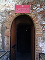 Entrance to the Moorish Castle's Tower of Homage.jpg