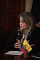 Entrega por parte de Colombia del Instrumento de Ratificación del Tratado Constitutivo de la UNASUR a Ecuador. (6512990453).jpg