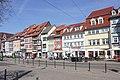 Erfurt Domplatz kamienice 3.jpg
