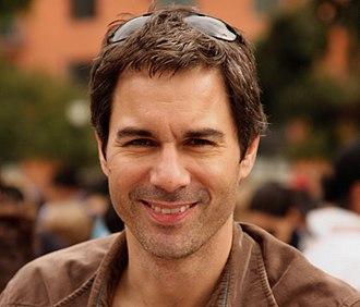 Eric McCormack - McCormack in November 2008