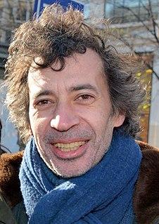 Éric Elmosnino French actor