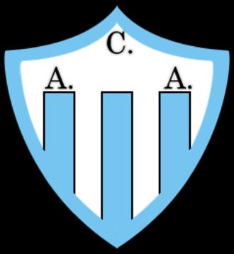 Argentino de Merlo - Image: Escudo Argentino de Merlo