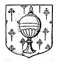 Escudo da Galiza no Indice armorial de Louvan Geliot (1635).jpg