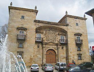 Espinosa de los Monteros - Chiloeches Palace (17th century)