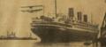 Essais de lancement par catapulte d'un hydravion transporté par le paquebot Ile-de-France.png