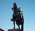 Estàtua eqüestre a Ferran I de Mèdici, Florència.JPG