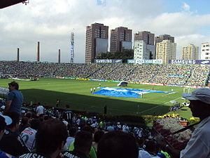 2d32f11cb8 Estádio Palestra Itália – Wikipédia