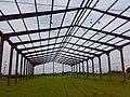 Estrutura de um galpão próximo à Estação Pimenta Nova em Indaiatuba - panoramio.jpg