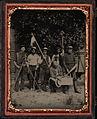 Exterior group portrait survey crew of six four white, two black.jpg