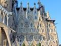 Exterior of the Sagrada Família 08.jpg