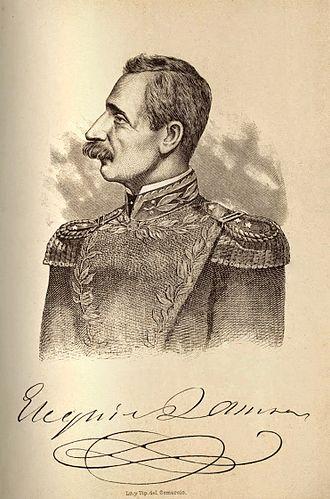 Ezequiel Zamora - Ezequiel Zamora