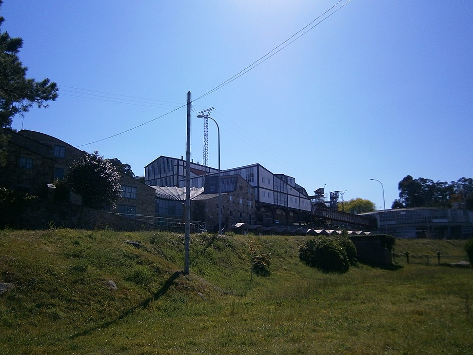 Fábrica de Sargadelos, Cervo
