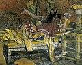 F.Chaliapin as Holofernes by A.Golovin (1908, Tretyakov gallery).jpg