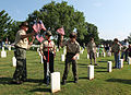 FEMA - 44433 - Boy scouts Place Flags at Tennessee National Memorial Cemetery.jpg