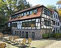 Fabrikenanlage Maste-Barendorf, Cafe Barendorf 2011.jpg