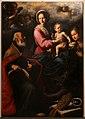 Fabrizio santafede, madonna col bambino, sant'agostino e la maddalena, 1610 ca. 00.jpg