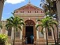 Fachada principal de la Capilla San Miguel, Museo de Barquisimeto.jpg