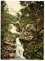 Fairy Glen Waterfall, Penmaenmawr, Wales LOC 3751628605.jpg