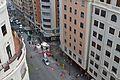 Falla desmuntada a l'avinguda de l'Oest, València.JPG