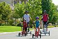 Family Striding on Street.jpg