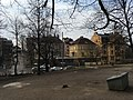 Fancy houses by the park (30632700507).jpg