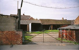 Littlethorpe, Leicestershire - Riddington Road Farm
