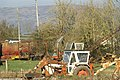 Farmyard machinery graveyard^ Alston Sutton - geograph.org.uk - 113143.jpg