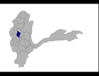 Fayzabad District, Badakhshan District in Badakhshan Province, Afghanistan