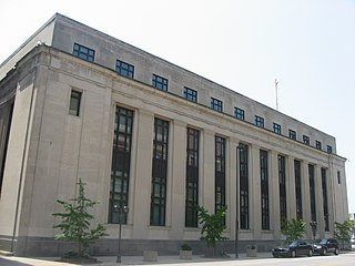 Robert A. Grant Federal Building and U.S. Courthouse United States historic place