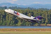 Fedex 727-233, N281FE