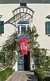 Feistritz im Rosental Weizelsdorf 1 Schloss Ebenau Portal und Balkon 30092018 4829.jpg
