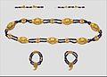 Feline-Headed Girdle, Anklets, and Bracelets of Princess Sithathoryunet MET DP348609.jpg