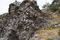 Felsformationen in einer Schlucht bei Amberd, Armenien.jpg
