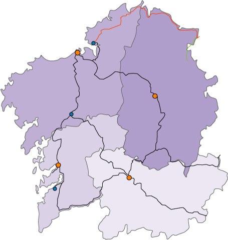Ferrocarril galicia