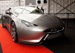 Festival automobile international 2011 - Exagon - Furtive e-GT - 05.jpg