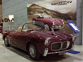 Fiat 1100 Trasformabile — Wikipédia Fiat Tv on
