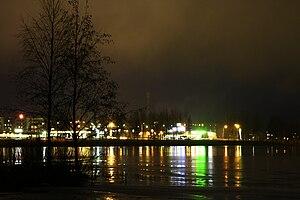 Parkano - Parkano by night