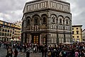 Firenze - Florence - Piazza del Duomo - View WSW on il Battistero di San Giovanni.jpg