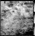 First Picture Clearly Showing Craters on Mars (7544559802).jpg