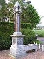 First World War memorial in Kirkton of Auchterhouse - geograph.org.uk - 16285.jpg