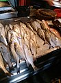 Fish on a stand in Xiangshang Market.jpg