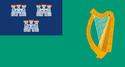 Dublin Baile Átha Cliath 的旗仔