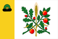 Flag of Mamonovskoe rural settlement.png