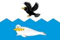 Flag of Olyutorsky rayon (Kamchatka krai).png