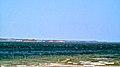 Flensburg Strand Fahrensodde mit Blick auf die Flensburger Förde und in Richtung Dänemark auf den Ochseninseln ( dän. Okseøer på Flensborg Fjord ) - panoramio (1).jpg