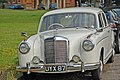 Flickr - Duncan~ - Mercedes in Kew Green.jpg