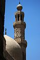 Flickr - HuTect ShOts - Minaret of Madrasa and Khanqah of Sultan Barquq مئذنة مدرسة وخانقاه السلطان برقوق - El.Muiz Le Din Allah Street - Cairo - Egypt - 29 05 2010.jpg